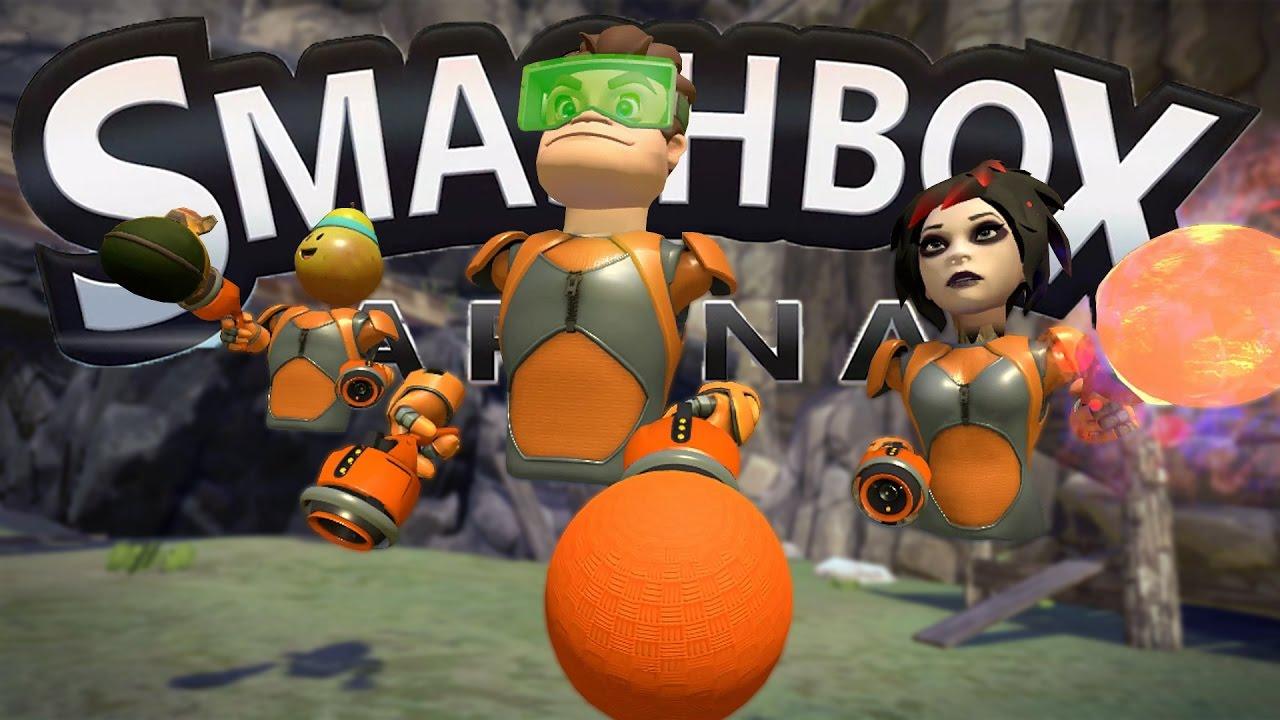 SmashBox Arena VR