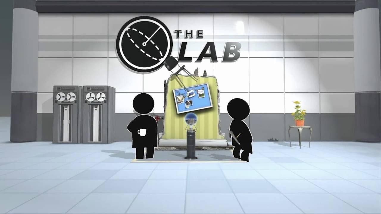 The Lab – Trailer [VR, HTC Vive]