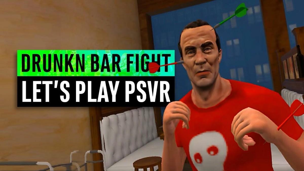Drunken Bar Fights