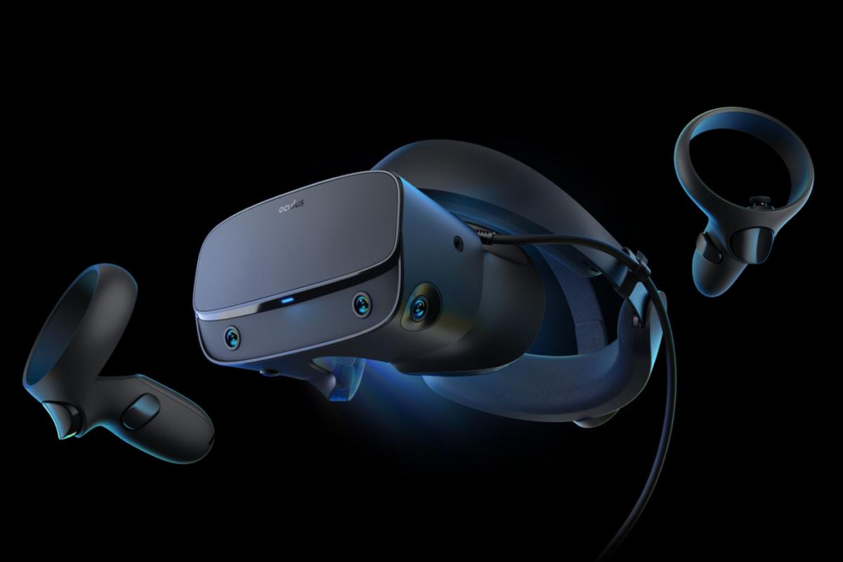 Новинка 2019 года – Oculus Rift S. Теперь в нашем клубе!