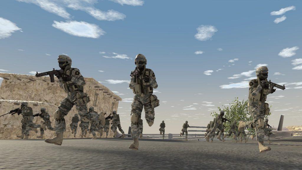 WAR DUST | 32 vs 32 Battles