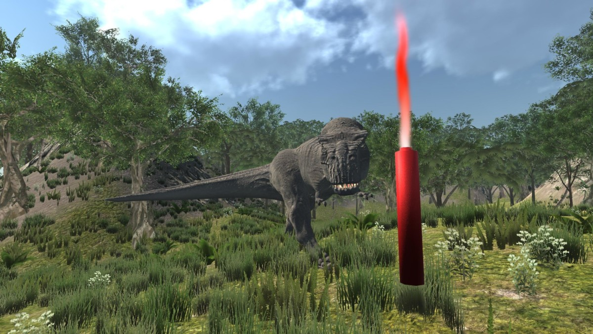 Dinosaur Safari VR