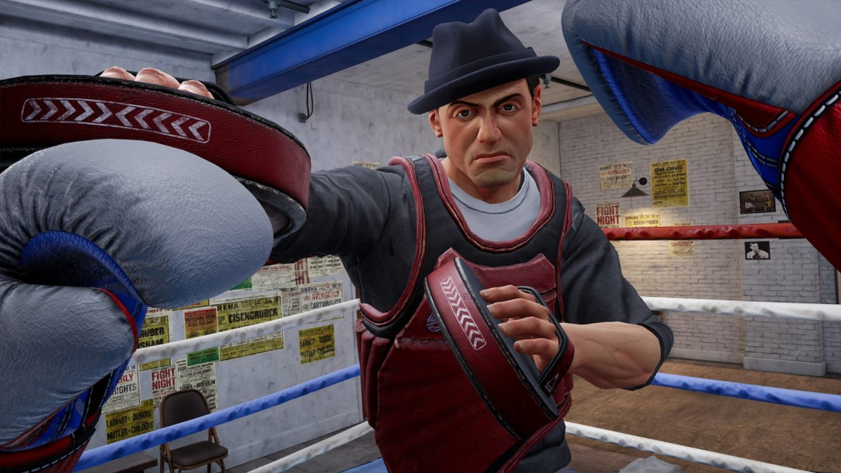 Creed: Rise to Glory VR Boxing