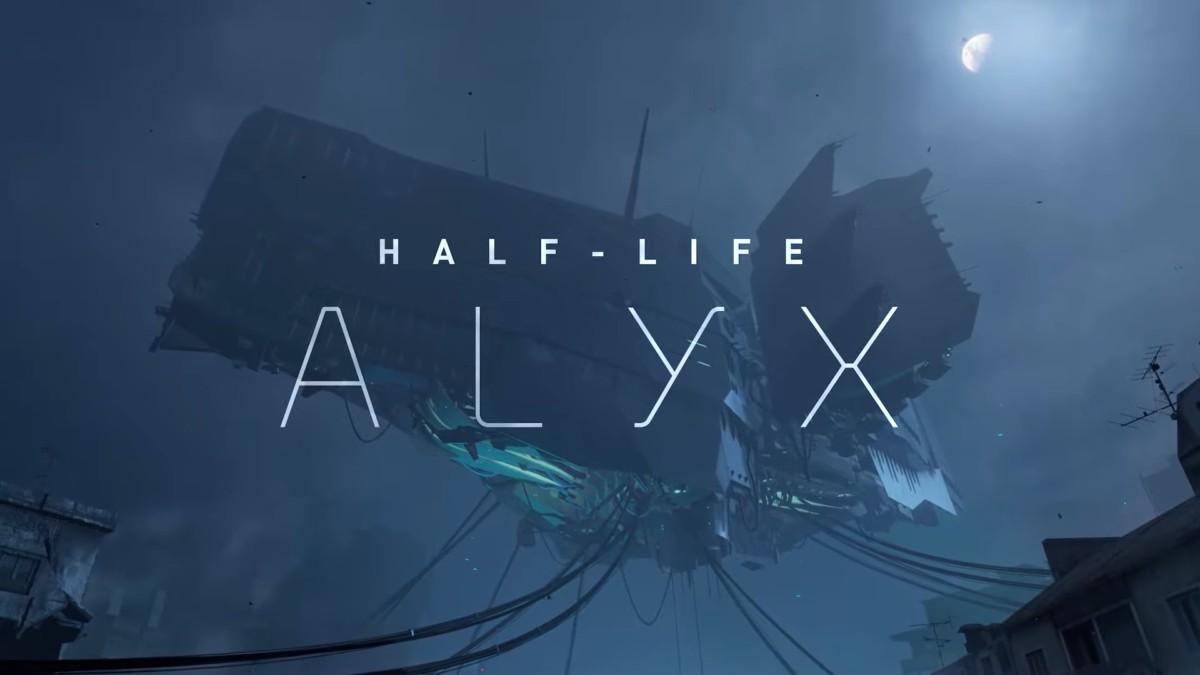 Half Life 3:Alyx уже в нашем клубе!