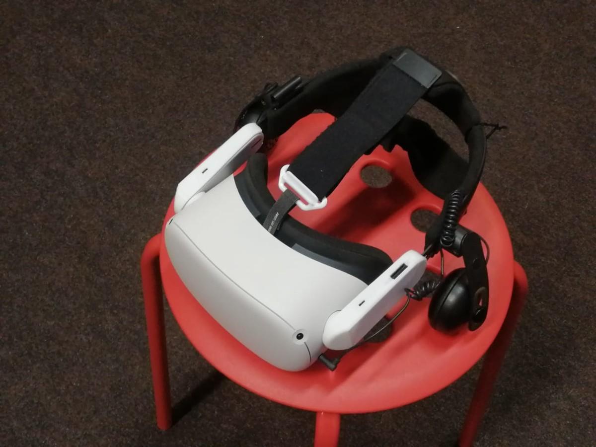 Oculus Quest 2 в клубе футурум!